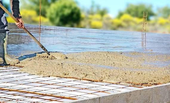 ¿Cómo determinar el espesor de la losa de hormigón?