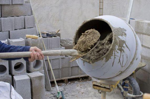 ¿Cómo determinar la cantidad de cemento en el hormigón?