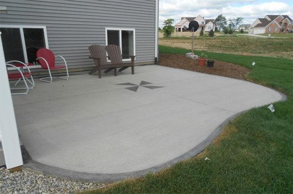 ¿Cómo hacer una terraza de hormigón paso a paso?