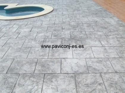 pavimentos de hormigón piedra inglesa