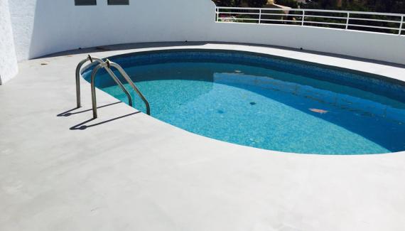 microcemento para piscinas