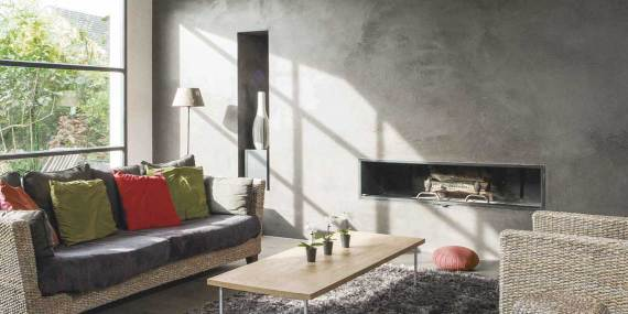 ¿Qué es el microcemento para paredes?