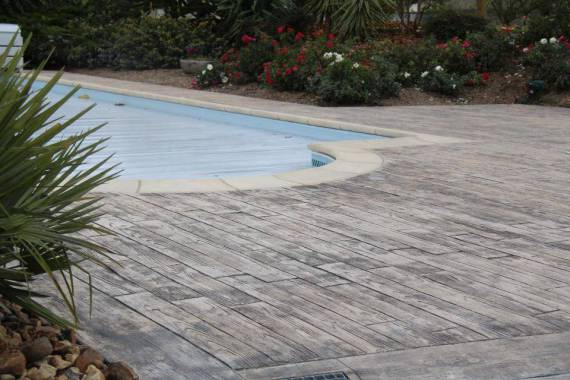 suelo para terraza en hormigon impreso