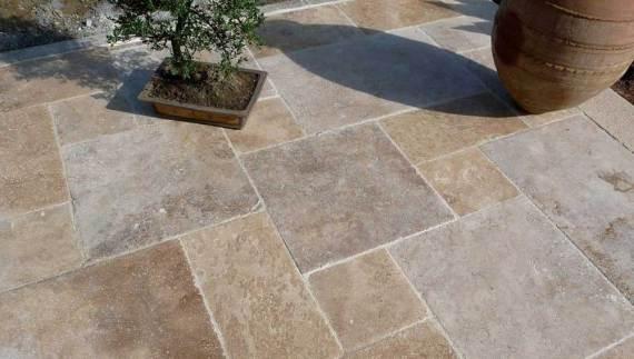 pavimento piedra natural