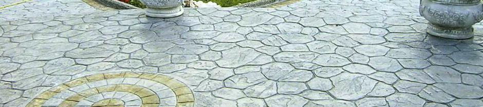 pavimentos hormigon impreso con Paviconj